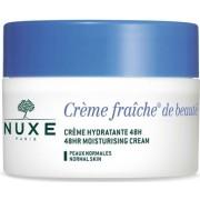 Laboratoire Nuxe Italia Srl Nuxe Creme Fraiche De Beautè Creme Hydratante Crema Idratante 48h Viso 50 Ml