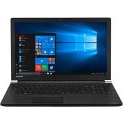 Toshiba Satellite Pro A50-E-11E Zwart Notebook 39,6 cm (15.6'') 1366 x 768 Pixels Intel® 8ste generatie Core™ i7 16 GB DDR4-SDRAM 256 GB SSD Windows 10 Pro