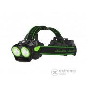 Lanterna de cap Led Lenser XEO19R, verde