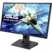 Asus LED monitor Asus MG248QR, 61 cm (24 palec),1920 x 1080 px 1 ms, TN LED HDMI™, DisplayPort, DVI, na sluchátka (jack 3,5 mm)