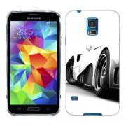 Husa Samsung Galaxy S5 G900 G901 Plus G903 Neo Silicon Gel Tpu Model Masina Sport