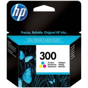 HP Original Tintenpatrone CC643EE (No.300) color