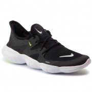Обувки NIKE - Free Rn 5.0 AQ1289 003 Black/White/Anthracite/Volt