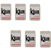 Fragrance And Fashion Killer Edt of 15 Ml Each Pack of 6