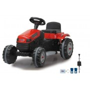 Jamara Ride-on Traktor Strong Bull rot 6V