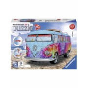 Puzzle 3D Dubita Vw T1, 162 Piese Ravensburger