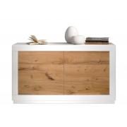 Buffetschrank Holztüren Design