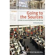 Going to the Sources 5e P, Paperback/Anthony Brundage