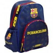 Ghiozdan FC Barcelona cu 2 compartimente 33 cm