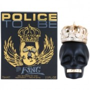 Police To Be The King Eau de Toilette para homens 75 ml