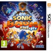 Sonic Boom: Fire and Ice, за 3DS