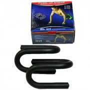 S SHAPE PUSH UPS BARS IMPORTED DIPS STANDS HEAVY DUTY