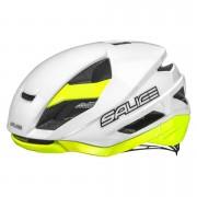 Salice Levante Helmet - S-M/52-58cm - White/Yellow