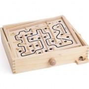 Labirint din lemn Woodyland cu bila