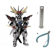 MU 3D Puzzle Metal Emperor Knights Assemble Model Hand DIY Kits with a Gift of Tower of Pisa Model Laser Cut Jigsaw Toys for Adult Brainstorming