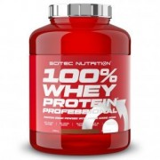 Scitec Nutrition 100% Whey Protein Professional banán - 2350g