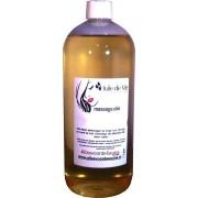Massage olie afspoelbaar Balimilk