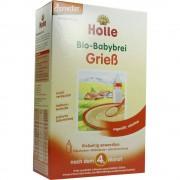 Holle baby food GmbH Holle Bio Babybrei Grieß 250 g Brei