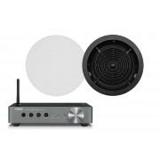 Yamaha WXA-50 + Speakercraft Profile CRS8 One Grafit /Vit