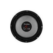 Subwoofer Automotivo Bomber Slim 8 125W RMS