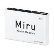 Miru 1 Month Menicon for Astigmatism (6 soczewek)