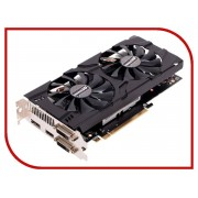 Видеокарта Inno3D GeForce GTX 1060 X2 1506Mhz PCI-E 3.0 6144Mb 8000Mhz 192 bit DVI HDMI HDCP N106F-5SDN-N5GS