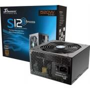 Jedinica napajanja Seasonic 520W S12II Bronze SS-520GB, ATX, 120mm, 80 plus Bronze, PCIe VGA 8p, PCIe VGA 6p, EPS, SATA 6x, Molex 6x, 36mj
