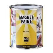 Vopsea magnetica gri MagPaint 1 L