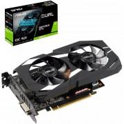 Tarjeta De Video Nvidia Asus Dual GTX 1660 Ti 6GB GDDR6 GeForce DUAL-GTX1660TI-O6G