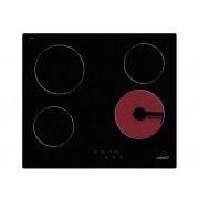 CATA Placa vitrocerámica CATA TN 604 (Eléctrica - 59 cm - Negro)