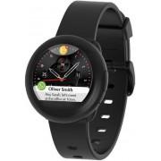 "Smartwatch MyKronoz ZeRound 3 Lite, Display TFT 1.22"", 64MB RAM, 256MB Flash, Bluetooth, Bratara Silicon 22mm, Android/iOS (Negru)"