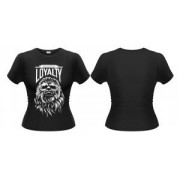 Tricou dame Star Wars Episode VII Chewbacca Loyalty
