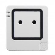 TS-S18 CA 90-265V 10A wi-fi inteligente montado en la pared UE zocalo - blanco
