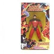 Captain Marvel 10 Marvel Universe (Yellow Box) Poseable Action Figure