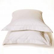 Emotion Fețe de pernă fără călcare 2 buc. 60 x 70 cm, ecru, 0222.01.71