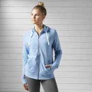 Женщины- Худи Elements Snow Melange Full Zip