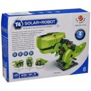 CEBEKIT ROBOT SOLAR DINO TRANSFORMER 4-EN-1 EDUCACIONAL
