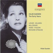 Video Delta Gueden,Hilde - Early Years - CD