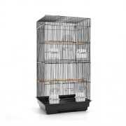 Pet Bird Cage - Black Medium - 88CM