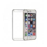Astrum MC230 Lace iPhone 6/6S Plus Swarovski Crystal Case Silver