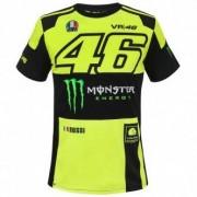VR46 Camiseta Vr46 Rossi Monza Replica 315928