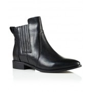 Superdry Margot Leather Chelsea Boots Black