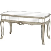 Argente Mirrored Coffee Table