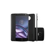Smartphone Moto Z Power Edition Dual Chip Android 6.0 Tela 5.5 64GB Câmera 13MP - Preto
