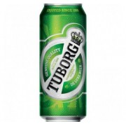 Tuborg doza 0.5l