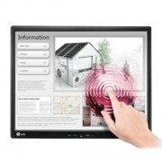 "LG Monitor LCD 17"" Touchscreen (17MB15T-B)"