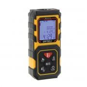 Laser-Entfernungsmesser Optex DAL60 hat eine Reichweite von bis zu 60 Metern ideal für die Entfernungsmessung und Volumenberechnung