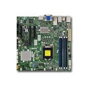 SUPERMICRO X11SSZ-TLN4F - Moderkort - micro ATX