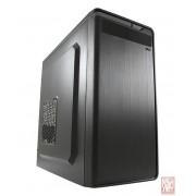 """LC POWER 2010MB, Micro-ATX, 420H-12 PSU, 1x5.25"""", 1x3.5"""", 2x2.5"""", USB3.0"""