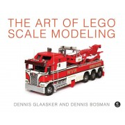 The Art of Lego Scale Modeling, Hardcover